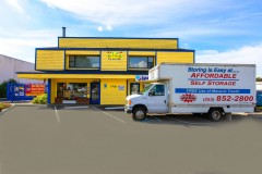 Affordable Self Storage in Kent